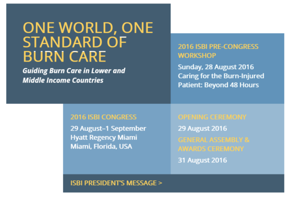 ISBI CONGRESS 2016