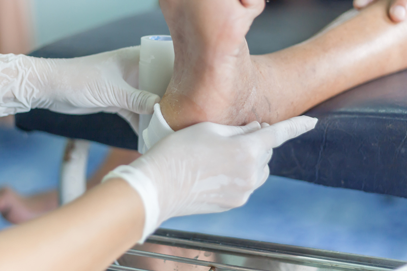 Cicatrização Em Diabéticos: Onde Está A Dificuldade?